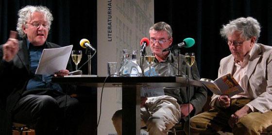 Klaus Wagenbach, Hermann Beil: Das Davidprinzip,                                                               Freitag, 07.11.03               /                   20.00              Uhr                               <br/>(c) Heiner Wittmann