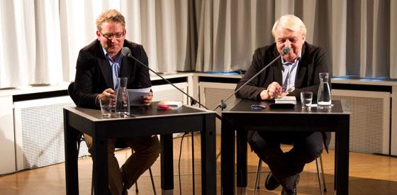Hanns-Josef Ortheil: Die Berlinreise, Montag, 26.05.14               /                   20.00              Uhr <br/>(c) Sebastian Wenzel