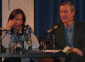 Julian Barnes: Arthur & George, Mittwoch, 21.03.07               /                   20.00              Uhr <br/>(c) Tilman Eberhardt