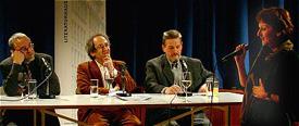 Gerald Hüther, Karl Gebauer: Aus der Welt gefallen? <br/>(c) Heiner Wittmann