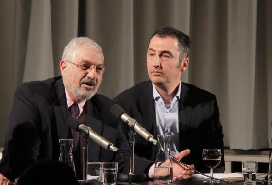 Ronald Suny, Cem Özdemir: Schatten der Vergangenheit,                                                               Freitag, 31.01.14               /                   20.00              Uhr                               <br/>(c) Heiner Wittmann