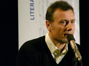 Massimo Carlotto: Arrivederci, amore, ciao, Mittwoch, 07.03.07               /                   20.00              Uhr <br/>(c) Heiner Wittmann