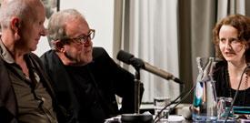Jean-Philippe Toussaint, Julia Schoch: Carte Blanche <br/>(c) die arge lola