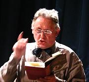 Peter O. Chotjewitz: Machiavellis letzter Brief <br/>(c) Heiner Wittmann