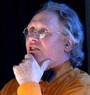 """Peter O. Chotjewitz: Mein """"Anarchist"""", Dienstag, 14.05.02               /                   20.00              Uhr <br/>(c) Heiner Wittmann"""