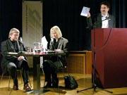 Amy Clampitt - Eisvogel, Montag, 16.01.06               /                   20.00              Uhr <br/>(c) Heiner Wittmann