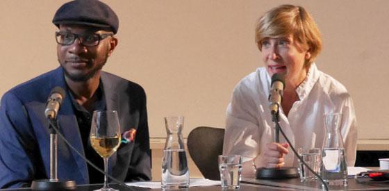 Teju Cole: Blinder Fleck, Donnerstag, 14.06.18               /                   20.00              Uhr <br/>(c) Heiner Wittmann