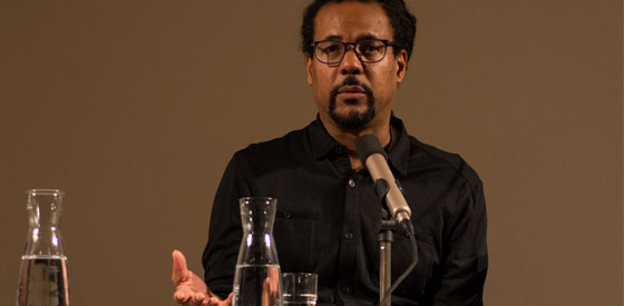 Colson Whitehead: Underground Railroad,                                                                  Donnerstag, 30.11.17               /                   19.00              Uhr                                        <br/>(c) Simon Adolphi