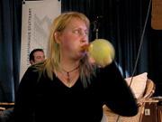 Naomi Fearn: Dirtfisch vs. Zuckergirl <br/>(c) Heiner Wittmann
