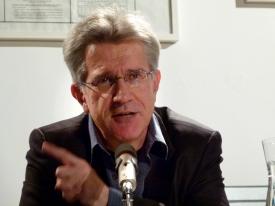 Friedrich Christian Delius: Als die Bücher noch geholfen haben <br/>(c) Heiner Wittmann