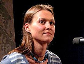 Irina Denezkina: Komm, Montag, 06.10.03               /                   20.00              Uhr <br/>(c) Heiner Wittmann