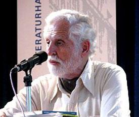 Carl Djerassi: Science-in-fiction - Naturwissenschaften und Literatur <br/>(c) Heiner Wittmann