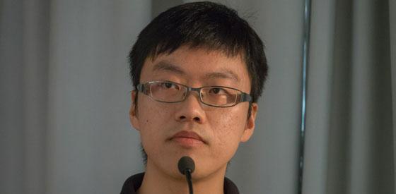 Dong Li: An die Wolke <br/>(c) Sebastian Wenzel