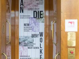 Bitte zusteigen: Lyrik im Paternoster, Samstag, 24.06.17               /                   11.00              Uhr <br/>(c) Sebastian Wenzel