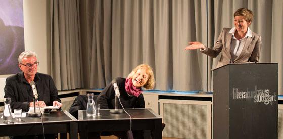 Ulrike Draesner: Sieben Sprünge vom Rand der Welt <br/>(c) Sebastian Wenzel