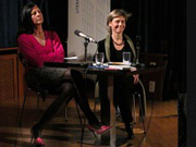 Elena Esposito: Die Verbindlichkeit des Vorübergehenden <br/>(c) Heiner Wittmann