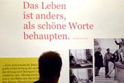 Helmut Böttiger, Elger Esser, Wolfgang Kiwus: Hochzeit Ostend - Manfred Esser <br/>(c) Heiner Wittmann