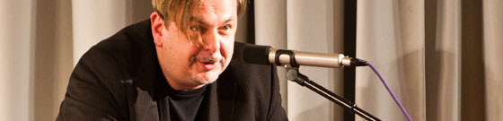 Jeffrey Eugenides: Die Liebeshandlung, Dienstag, 08.11.11               /                   20.00              Uhr <br/>(c) Sebastian Becker