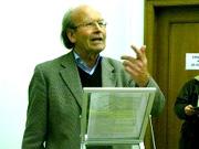 Eupalinos oder der Architekt -  Sokratischer Dialog von Paul Valéry <br/>(c) Heiner Wittmann
