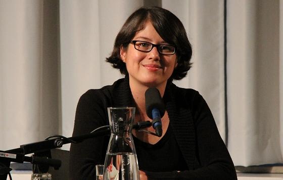 Milena Michiko Flašar: Ich nannte ihn Krawatte <br/>(c) Heiner Wittmann