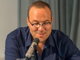 Arno Frank: So, und jetzt kommst du <br/>(c) Sebastian Wenzel