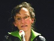 Uta-Maria Heim, Ines Geipel, Annette Pehnt: Aus der Tiefe des Traumes - Autorinnen über Fußball, Mittwoch, 12.04.06               /                   20.00              Uhr <br/>(c) Heiner Wittmann