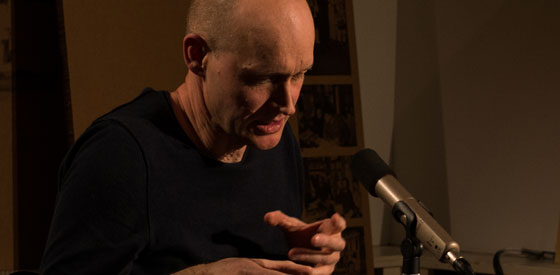 Arno Geiger: Unter der Drachenwand,                                                               Mittwoch, 21.02.18               /                   20.00              Uhr                               <br/>(c) Simon Adolphi