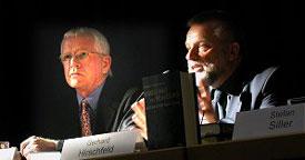 Robert Gellately, Gerhard Hirschfeld, Karol Sauerland: Hingeschaut und Weggesehen. Denunziation in Dikaturen, Donnerstag, 28.02.02               /                   20.00              Uhr <br/>(c) Heiner Wittmann