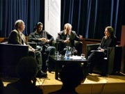 Jean-Paul Picaper, Alexander Demandt, Abbas Khider: Was vom Krieg übrig bleibt <br/>(c) Heiner Wittmann