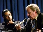 Jean-Paul Picaper, Alexander Demandt, Abbas Khider: Was vom Krieg übrig bleibt, Donnerstag, 01.02.07               /                   20.00              Uhr <br/>(c) Heiner Wittmann