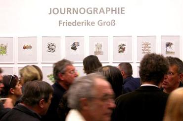 Friederike Groß: Unter Tage I: Journographie <br/>(c) Heiner Wittmann#