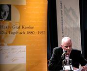 Michael Klett, Ulrich Ott, Karl Schlögel: Unter Tage II: Harry Graf Kesslers Tagebuch, Mittwoch, 05.05.04               /                   20.00              Uhr <br/>(c) Heiner Wittmann
