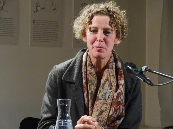 Katharina Hacker: Skip <br/>(c) Heiner Wittmann