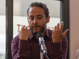 Saleem Haddad: Guapa, Montag, 10.07.17               /                   20.00              Uhr <br/>(c) Jakob Trepel