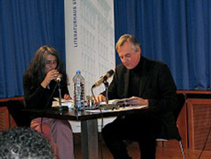 Peter Hamm: Ingeborg Bachmann - Hans Werner Henze: Briefe einer Freundschaft, Mittwoch, 02.02.05               /                   19.00              Uhr <br/>(c) Literaturhaus Stuttgart