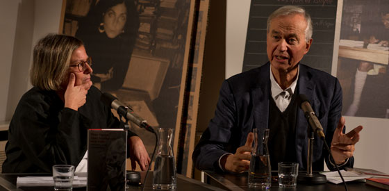 Peter Hamm: Peter Handke und kein Ende <br/>(c) Simon Adolphi