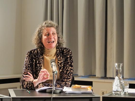 Angelika Nußberger, Karen J. Alter: Gerichtshöfe für Menschenrechte in Europa und Afrika <br/>(c) Sebastian Becker