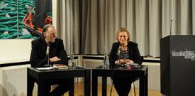 Elke Heidenreich, Bernd Schroeder: Katzenmusik und Katerstimmung, Dienstag, 19.02.13               /                   20.00              Uhr <br/>(c) Kristina Popov