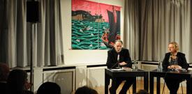 Elke Heidenreich, Bernd Schroeder: Katzenmusik und Katerstimmung <br/>(c) Kristina Popov