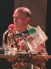 Helmut Heißenbüttel, die Literatur, die Stadt und das Radio,                                                               Donnerstag, 16.06.05               /                   20.00              Uhr                               <br/>(c) Christine Glenz