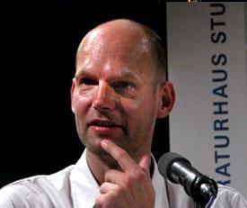 Hinrich Schmidt-Henkel, Sigrid Löffler: Reise ans Ende der Nacht <br/>(c) Heiner Wittmann