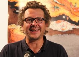 Michael Klett, Denis Scheck, Andreas Fröhlich: Der Hobbit <br/>(c) Heiner Wittmann