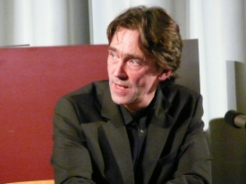 Norbert Beilharz, Stefan Hunstein: Thomas Bernhard, Mittwoch, 26.01.11               /                   19.00              Uhr <br/>(c) Heiner Wittmann