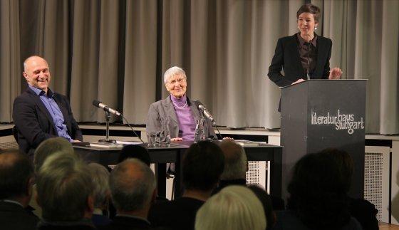 Inge Jens: Am Schreibtisch – Thomas Mann und seine Welt <br/>(c) Heiner Wittmann