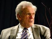Walter Jens, Inge Jens: Mit der Kunst im Bunde, Dienstag, 29.11.05               /                   20.00              Uhr <br/>(c) Heiner Wittmann