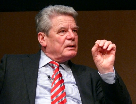 Joachim Gauck: Winter im Sommer / Frühling im Herbst <br/>(c) Heiner Wittmann