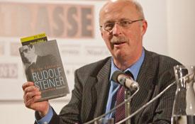 Miriam Gebhardt: Rudolf Steiner - ein moderner Prophet,                                                               Dienstag, 22.02.11               /                   20.00              Uhr                               <br/>(c) Lukas Stark