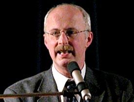 Robert Jütte: Rabbiner Joseph Maier <br/>(c) Heiner Wittmann