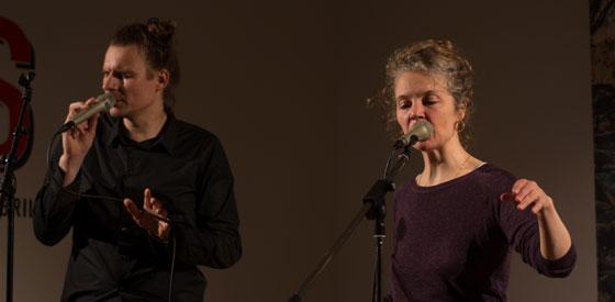 Melinda Nadj Abonji, Jurczok 1001: Musik an Texte <br/>(c) Simon Adolphi