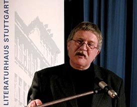 Joachim Kalka: Wolfgang Menzel <br/>(c) Heiner Wittmann